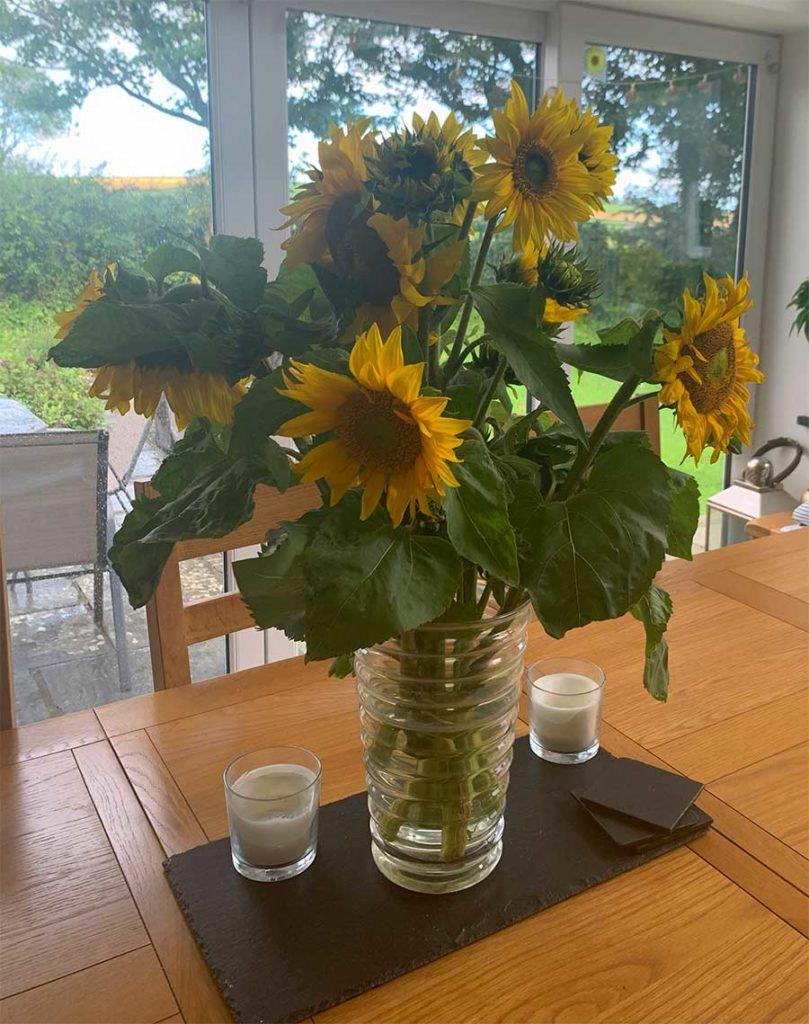 vase-of-sunflowers